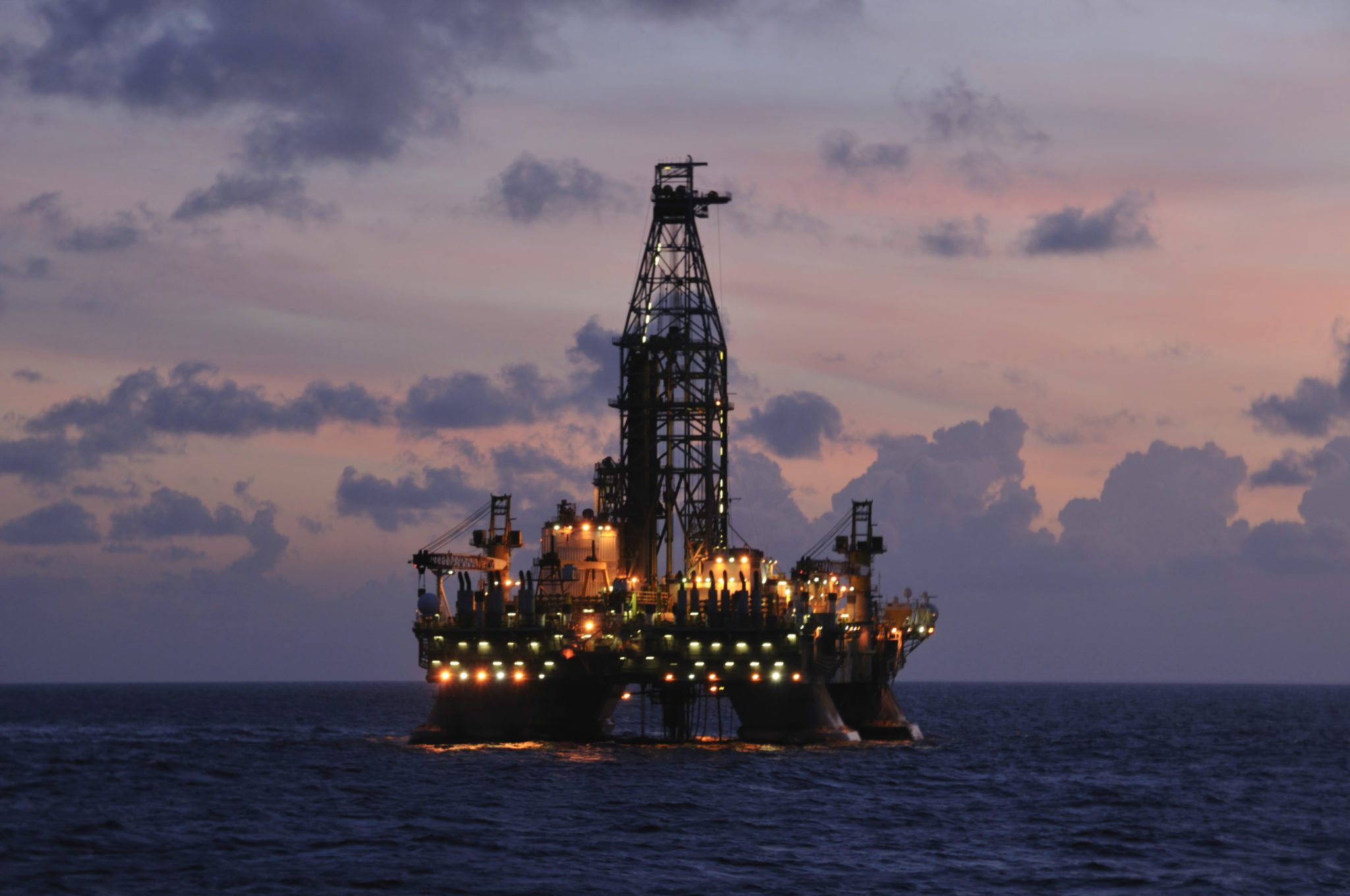 Gulf of Mexico Lease Sale Yields $110 Million in Bids