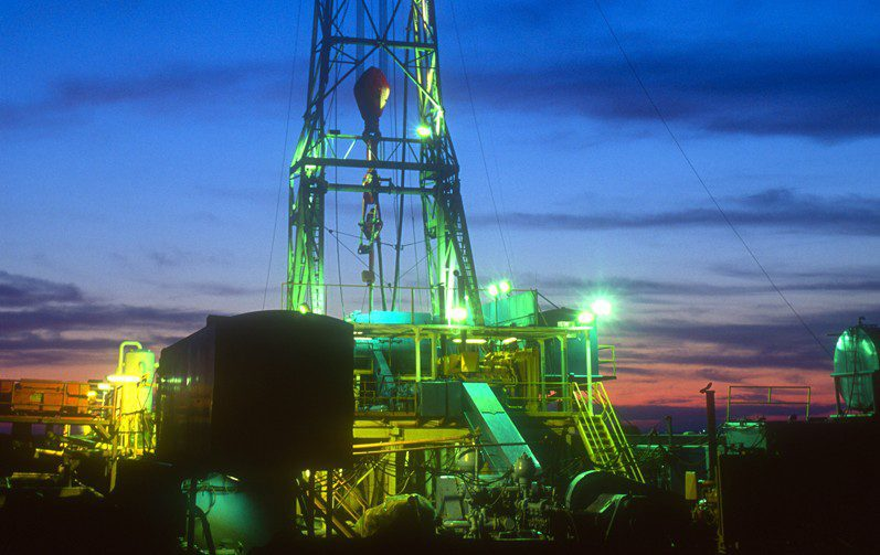 Continental Completes Four Springer Wells in SCOOP