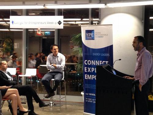 YPE innovation summit in Israel.  Photo Courtesy of YPE