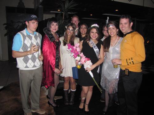YPE Halloween party in Oklahoma City.  Photo Courtesy of YPE