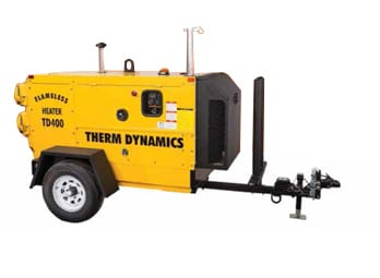 Therm Dynamics Mid-Continent Dealer: Globec Resources, LLC