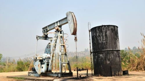 Oil Industry Celebrates Anniversary Of Oil Discovery