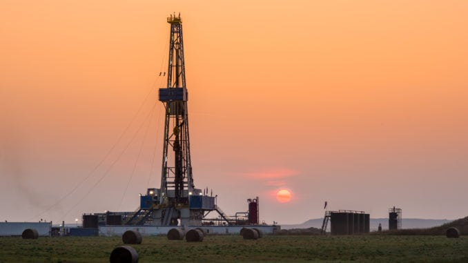 Oil exec believes oil extraction on federal lands is close