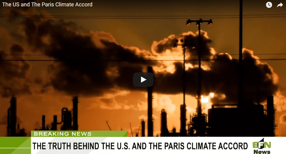 The Truth Behind the US and the Paris Climate Accord