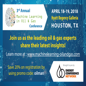 3rd Annual Machine Learning in Oil & Gas