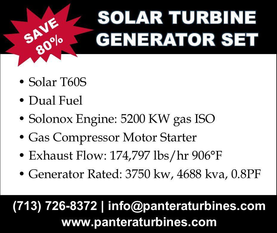 Pantera Turbines