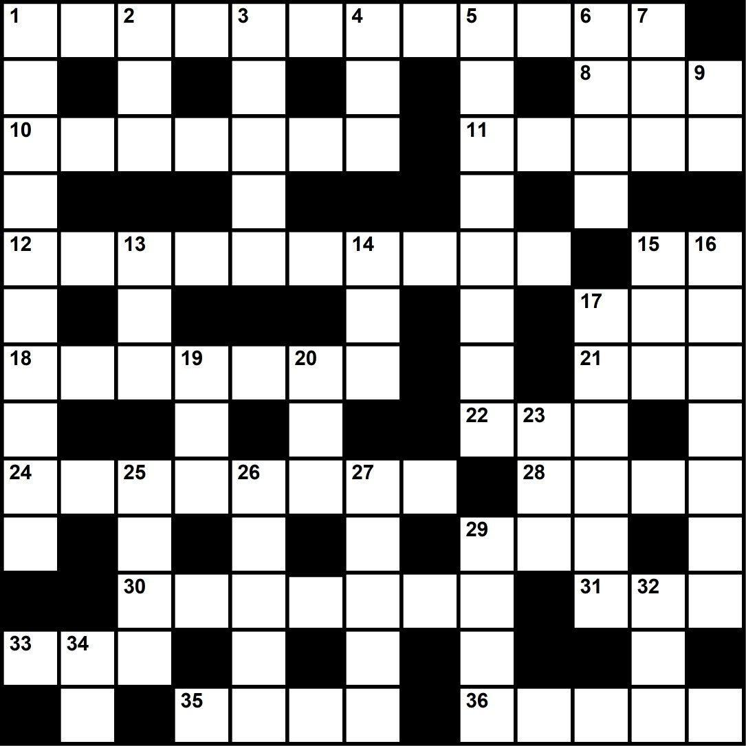 Oilman Interactive Crossword Puzzle – May/June 2018