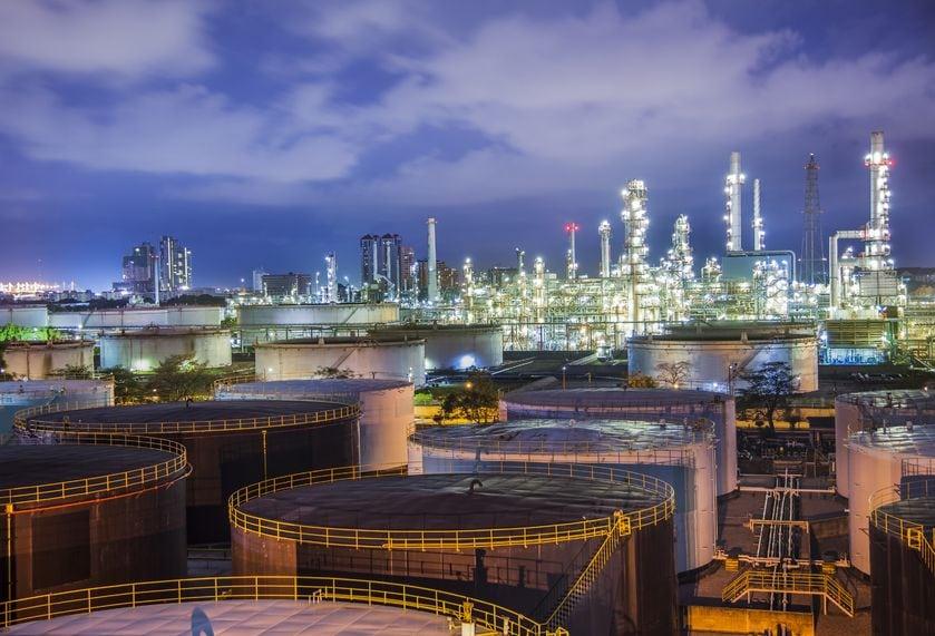 Petroleum Industry Shows Economic Muscle