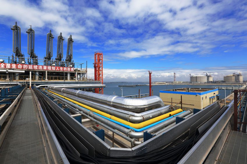 Demand for LNG Creates New Technologies to Speed Construction and Transfers