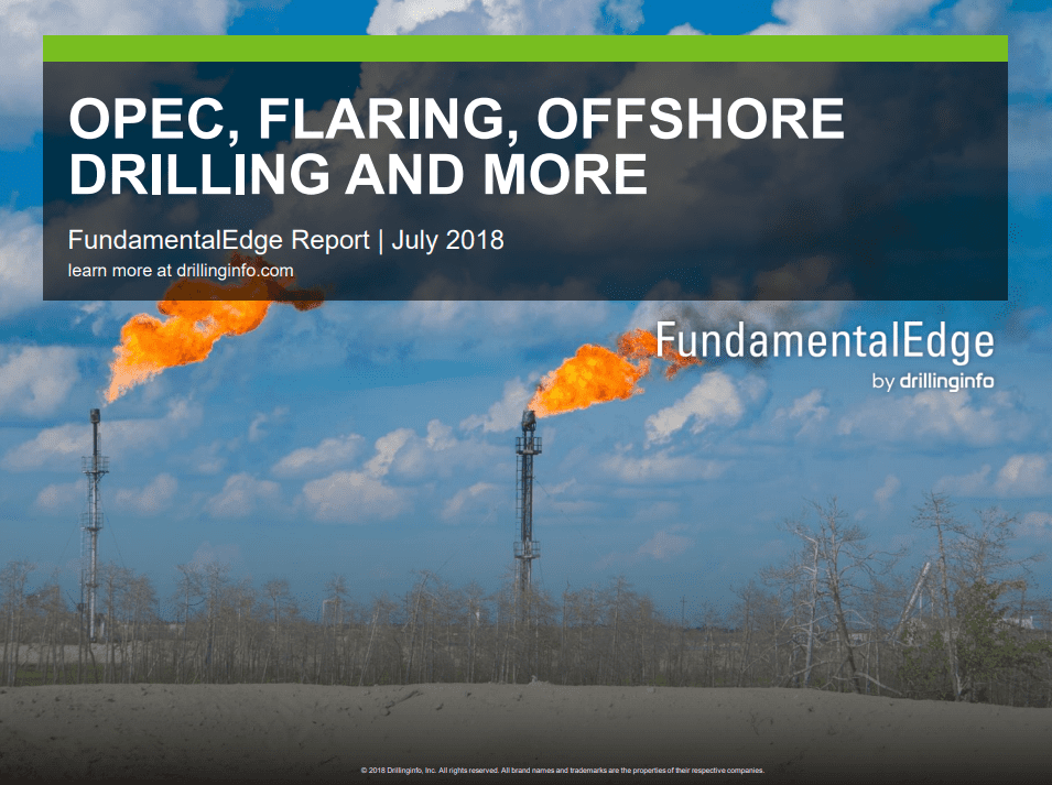 New Drillinginfo Report Explores Leading International, Environmental and Leasing Issues Affecting Energy Markets