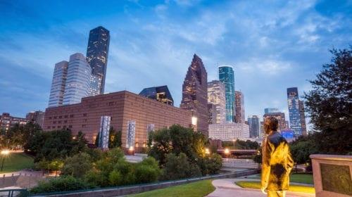 Houston Takes Center Stage As Major Crude Oil Trading Hub