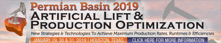 Permian Basin Artificial Lift & Production Optimization 2019 Congress