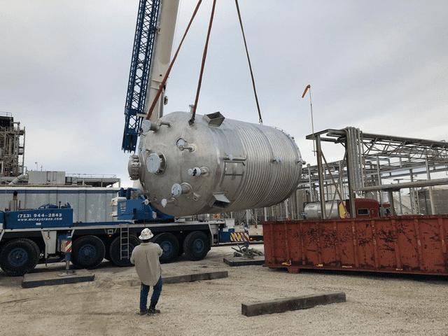 MFG Chemical announces multimillion dollar plant upgrade at Pasadena, TX plant