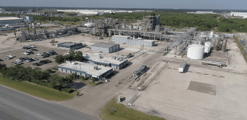 MFG Chemical announces multimillion dollar plant upgrade at Pasadena, TX plant
