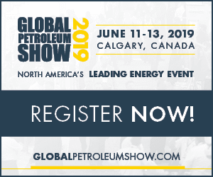 Global Petroleum Show Register Now 2019