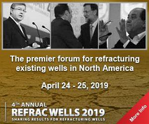 Refrac Wells 2019