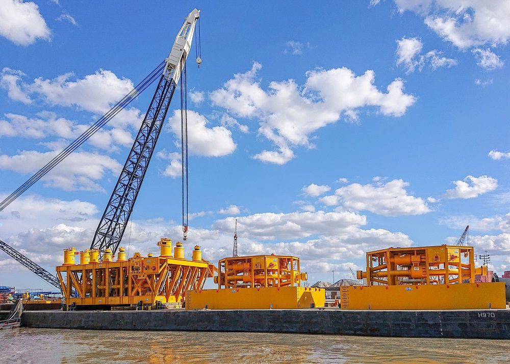 Trendsetter Engineering Completes Delivery of Production Equipment for Noble Energy Leviathan Project