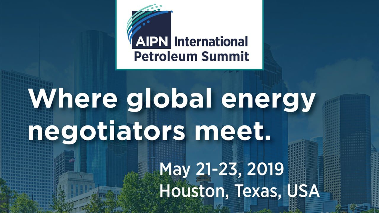 2019 INTERNATIONAL PETROLEUM SUMMIT