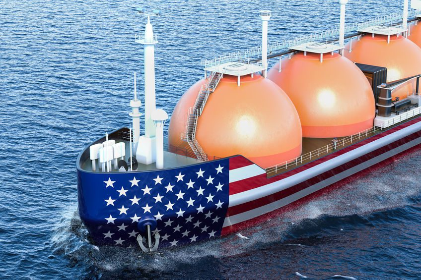 US Oil, Gas Industry Sets Production, Export Records