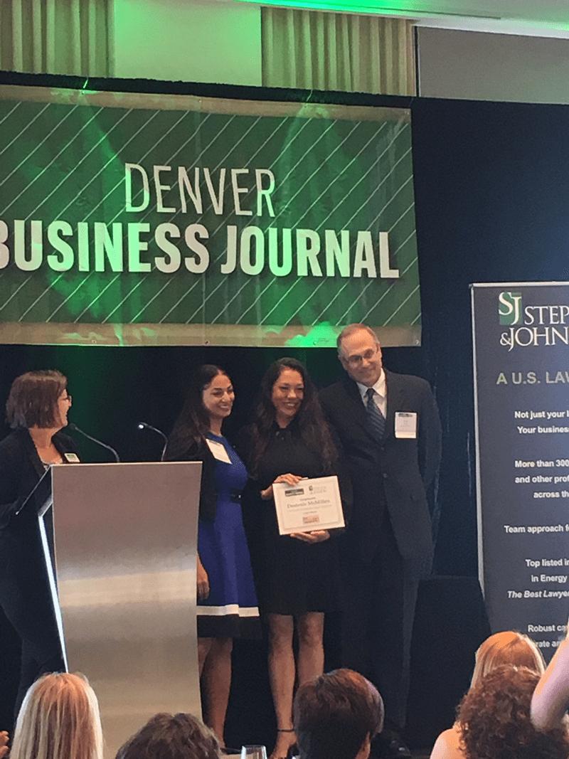 Top Women in Energy Award Ceremony