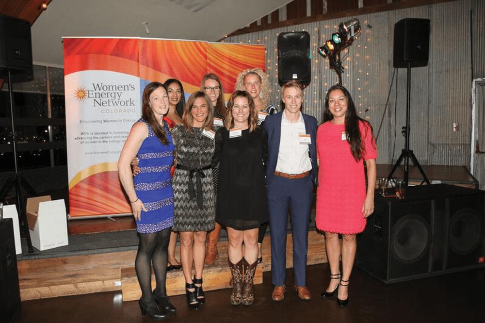Women's Energy Network - Colorado Chapter Board 2018