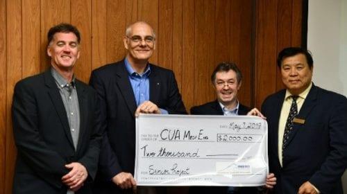 Phoenix Donates Funding & Advisement To The Catholic University Of America School Of Engineering Design Project