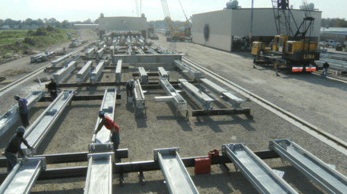 AMC Fireproofing Yard