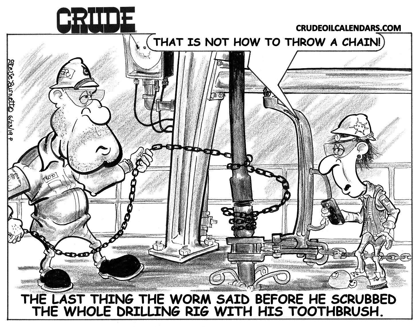 Drilling Chain