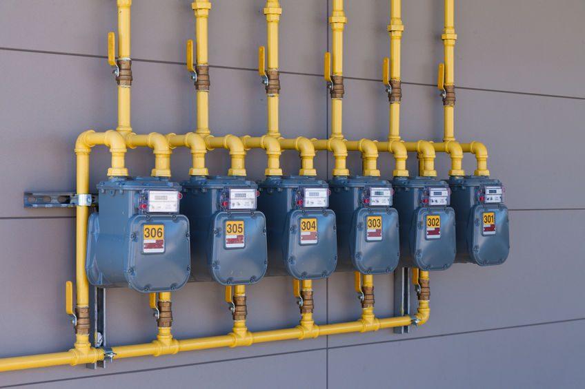 Natural gas usage increases