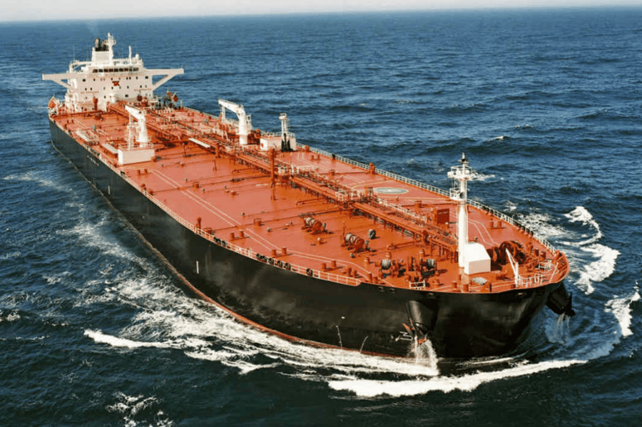 Oil Ships Which Rule The Waves