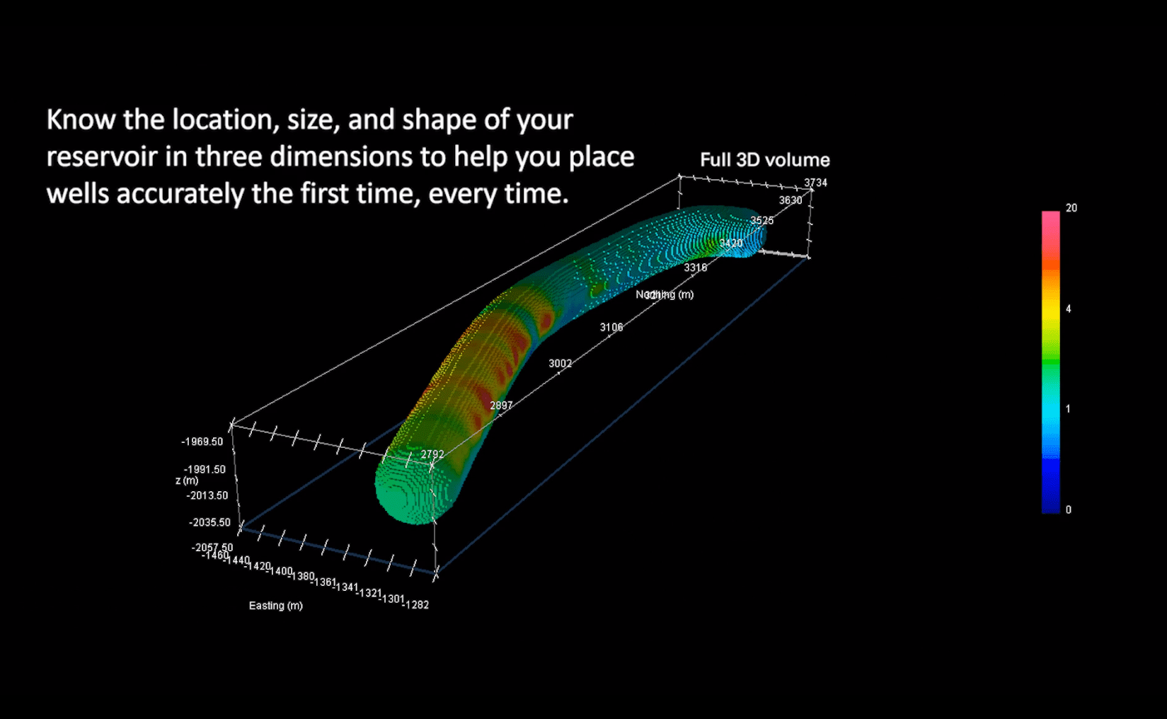 New visualization enables precise geosteering and accurate well placement