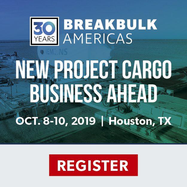 Breakbulk 2019