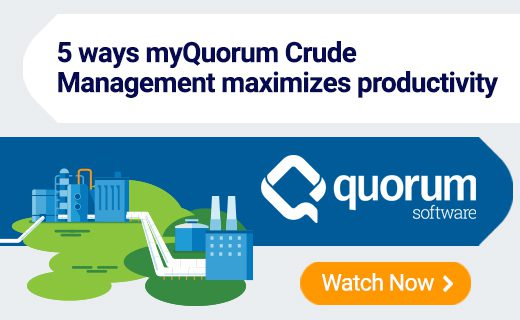 5 Ways myQuorum Crude