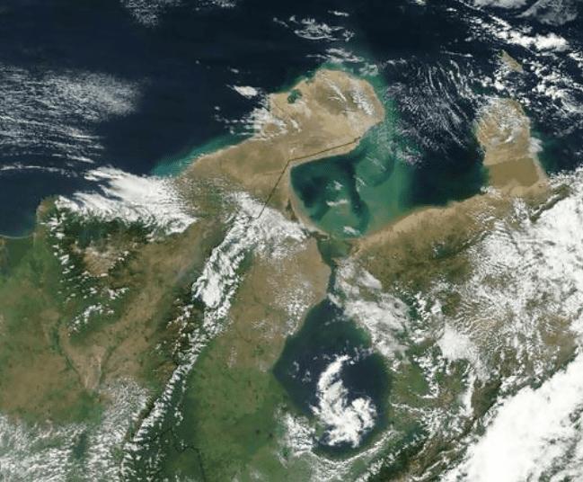 Perla Field, Venezuela Image courtesy of Offshore Technology