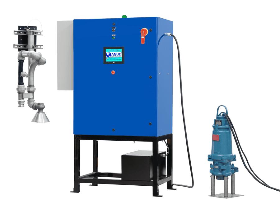 Phantom Ozone/Oxygen Injection System