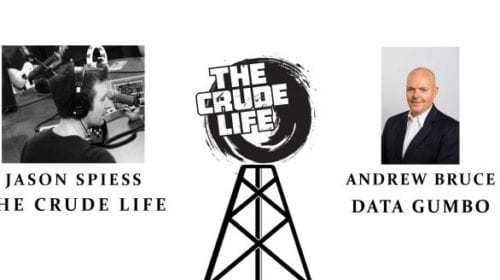 The Crude Life Interview: Andrew Bruce, CEO, Data Gumbo