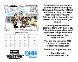 Crude Oil Calendar