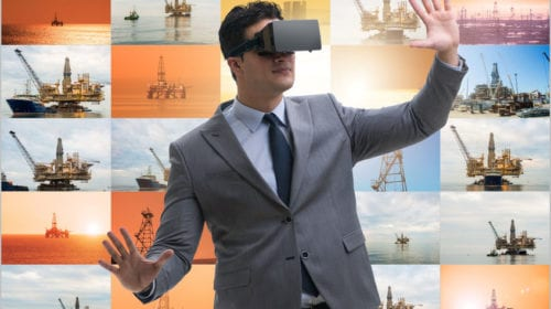 Oil and Gas Companies Embracing Virtual Reality Technology to Enhance Operations