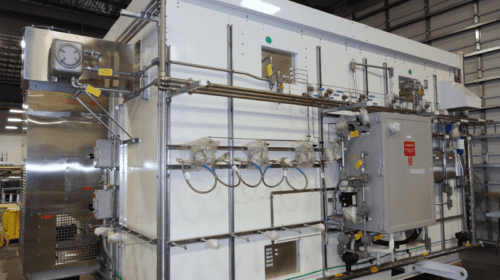 Analytical Modular Building – Photo courtesy of ENGlobal
