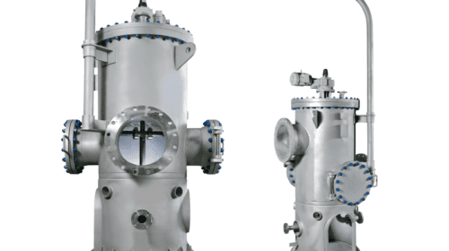 "Coarse Filtration: The ""First Line of Defense"" In Protecting Oil and Gas Processes"