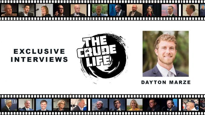 The Crude Life Interview: Dayton Marze on Rejected Patagonia Order