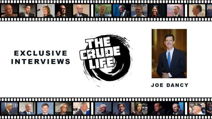 The Crude Life Interview: Joe Dancy, Energy Educator and Expert