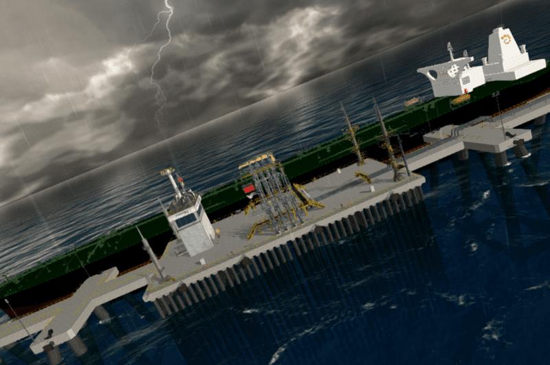 Optimax MLA Simulator – Photo courtesy of CastilloMax Oil and Gas