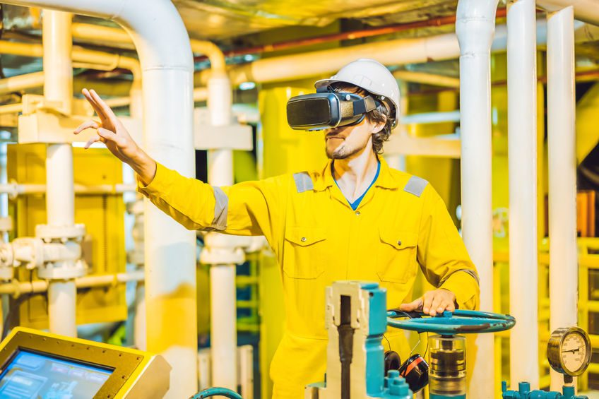 Leading oil and gas companies adopting virtual reality,