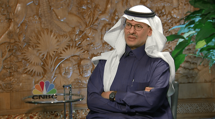 Saudi energy minister defends US shale producers: 'They are creating jobs'