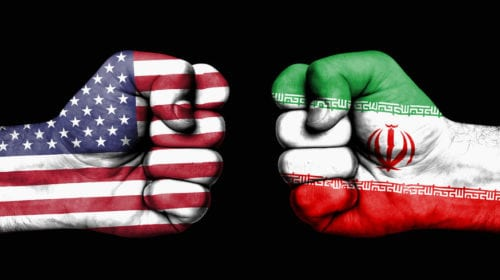 Military conflict erupts between U.S. and Iran