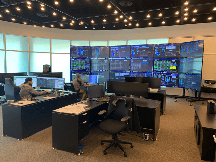 Deepwater Subsea 24/7 BOP Real Time Monitoring Center in 2019