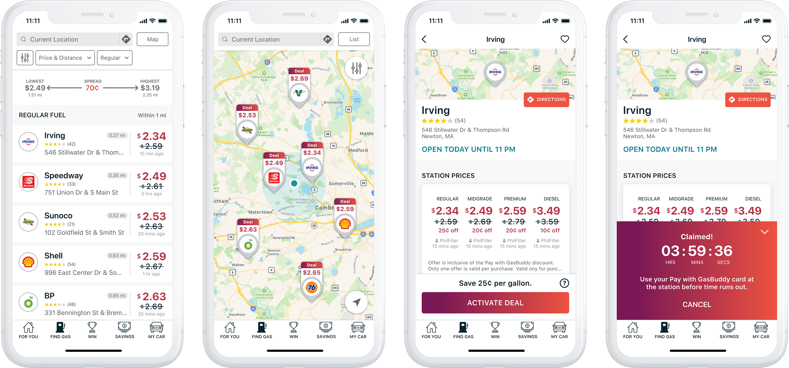 GasBuddy Launches Deal Alerts, Lowering Consumer Fuel Cost by Hundreds Each Year