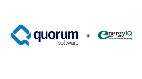 Quorum Software Acquires EnergyIQ