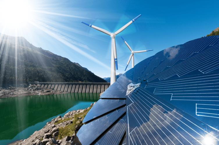 Clean energy types. Photo courtesy of Alberto Masnovo